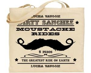 Image of Dirty Sanchez Tote Bag