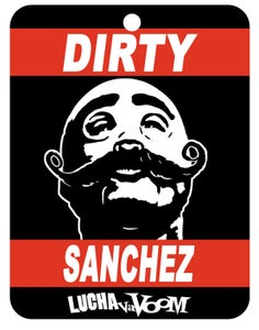 "Image of ""Smell of Sanchez"" Air Freshener"