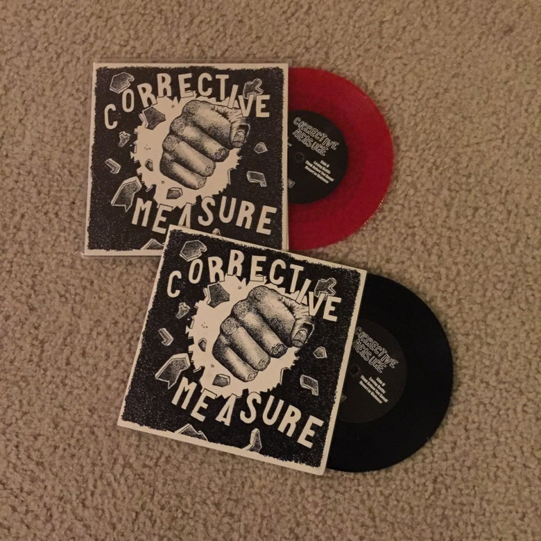 "Image of S/T 7"" - Refuse Records"