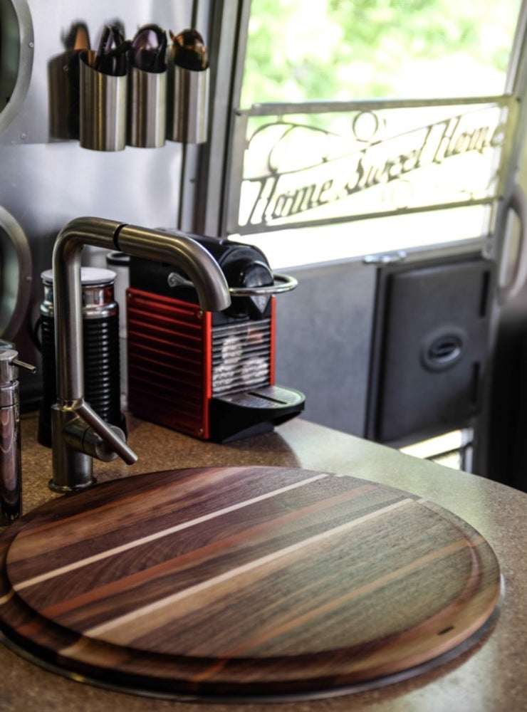 Image of Airstream cutting board