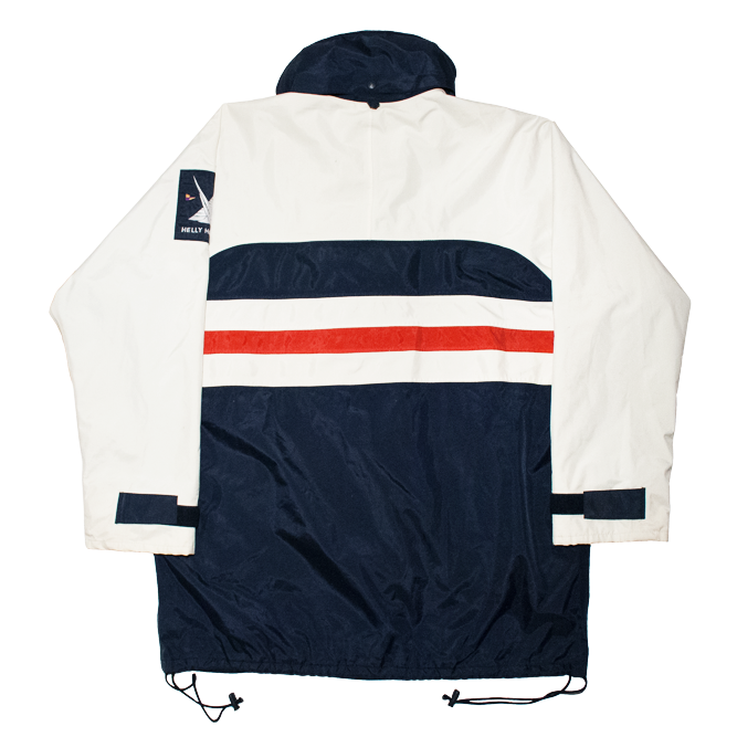 Image of Helly Hansen Twins Sail 90s Vintage Sailing Jacket L