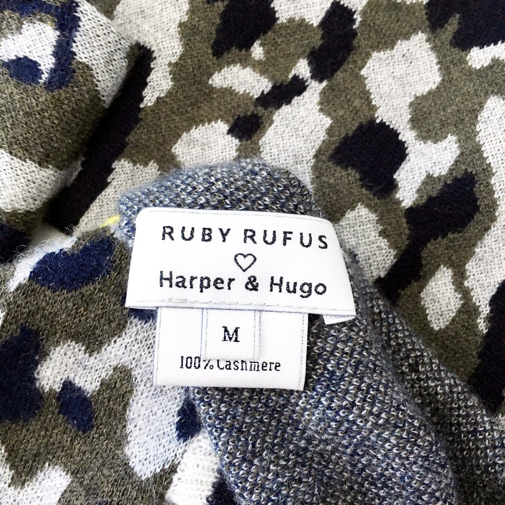 Image of Collaboration cashmere Sweater