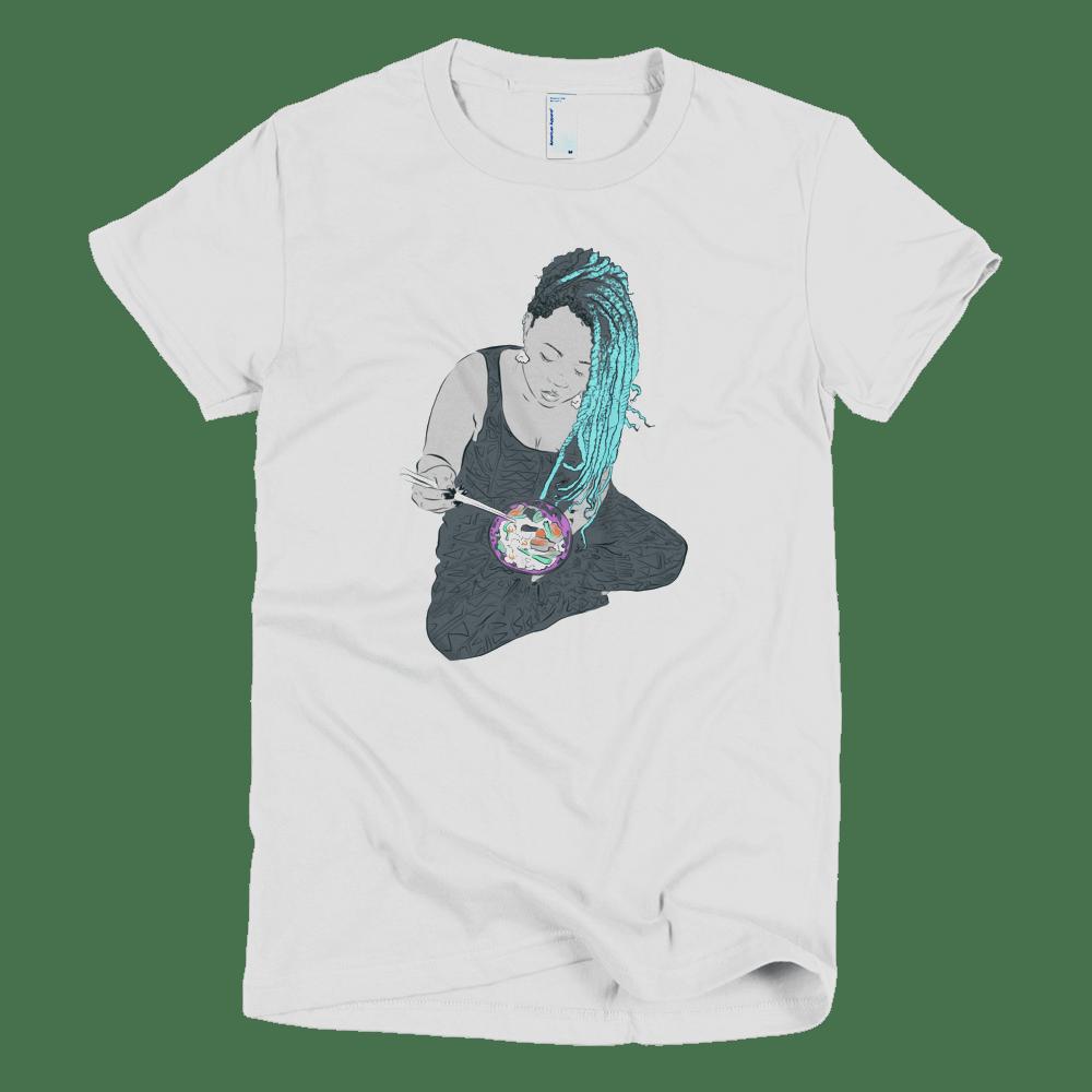 Image of Katsu - ladies t-shirt size L