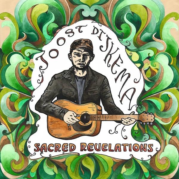 Image of Joost Dijkema - Sacred Revelations LP
