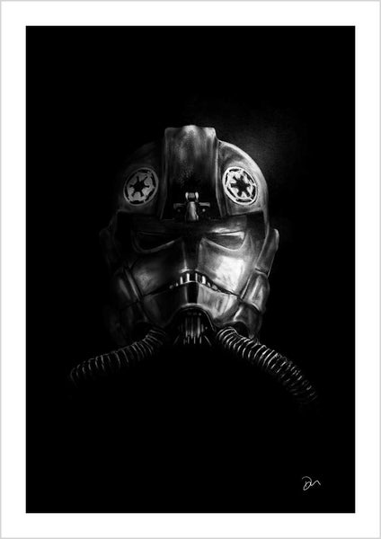 Image of 1st Edition Tie Fighter Pilot