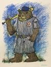 Hexbreaker Cubbie Bear
