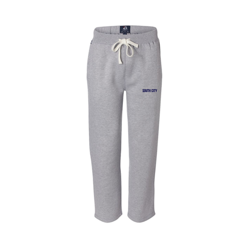 Image of Premium Open-Bottom Sweatpants