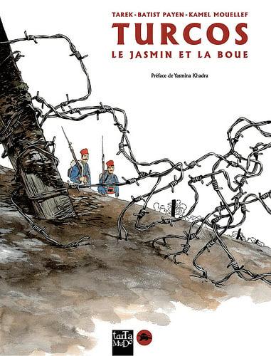 Image of Turcos, le jasmin et la boue