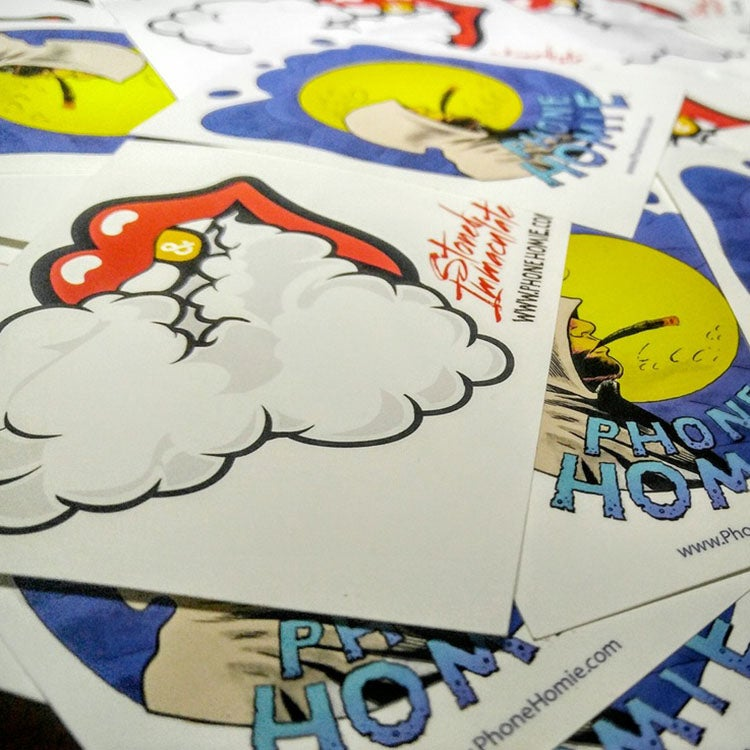 "Image of Official Phone Homie x Stoned Immaculate ""Slap Pack"""