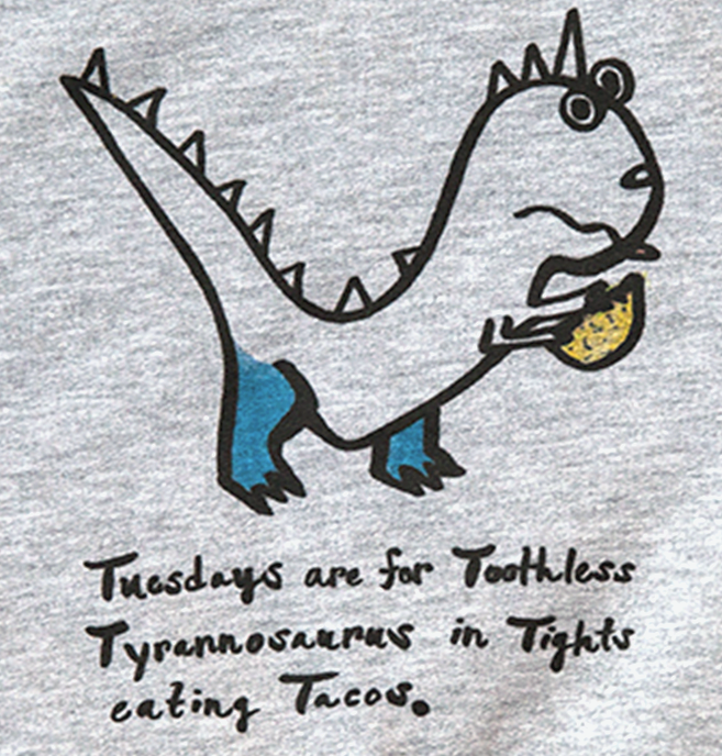 Image of Tyran Tuesdays SWEATSHIRT