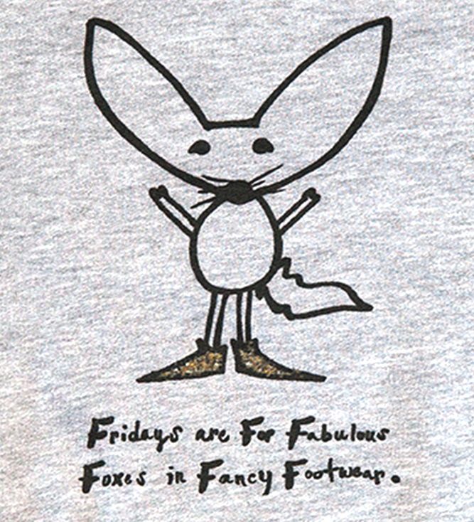 Image of Fox Fridays SWEATSHIRT