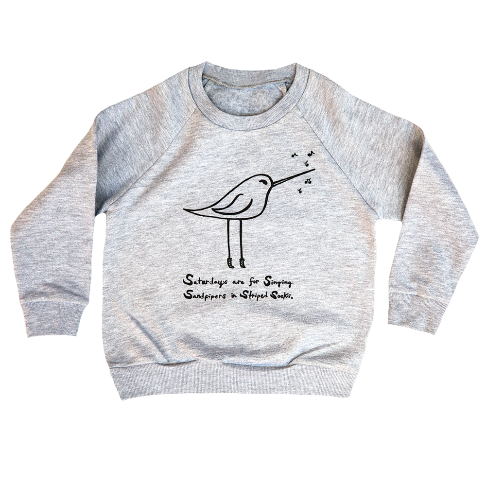 Image of Sandpiper Saturdays SWEATSHIRT