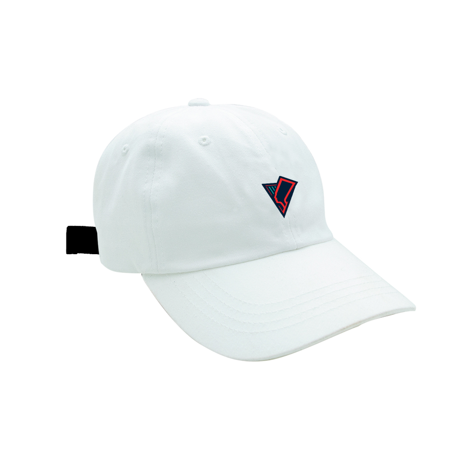 Image of BRING BACK THE QUEENS - DAD HAT - WHITE