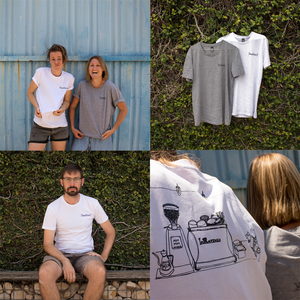 "Image of ""Mens"" [bunker] T-Shirt"