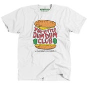 Image of Burger Logo T-Shirt