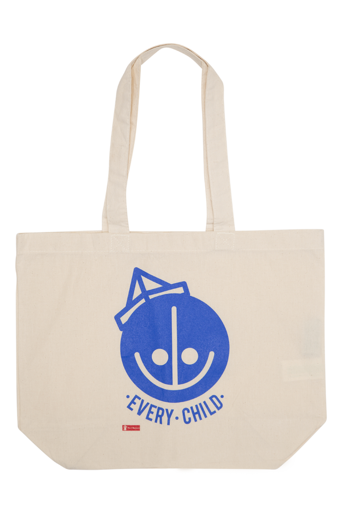 Image of HENRIK VIBSKOV Tote Bag  - Red Barnet Denmark ( Save The Children Denmark )
