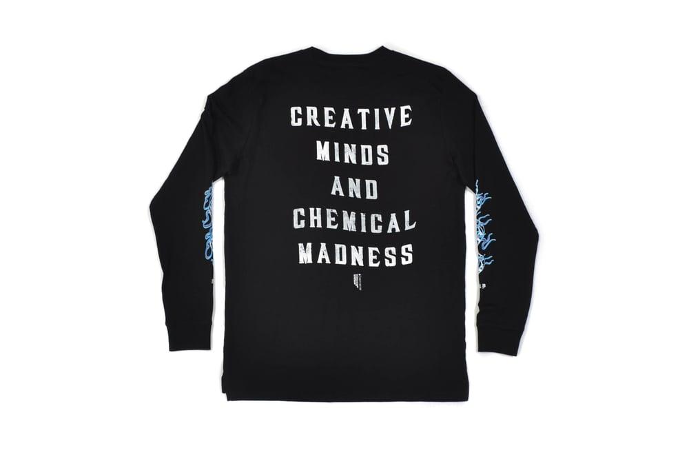 Image of Creative Minds L/S ~ black