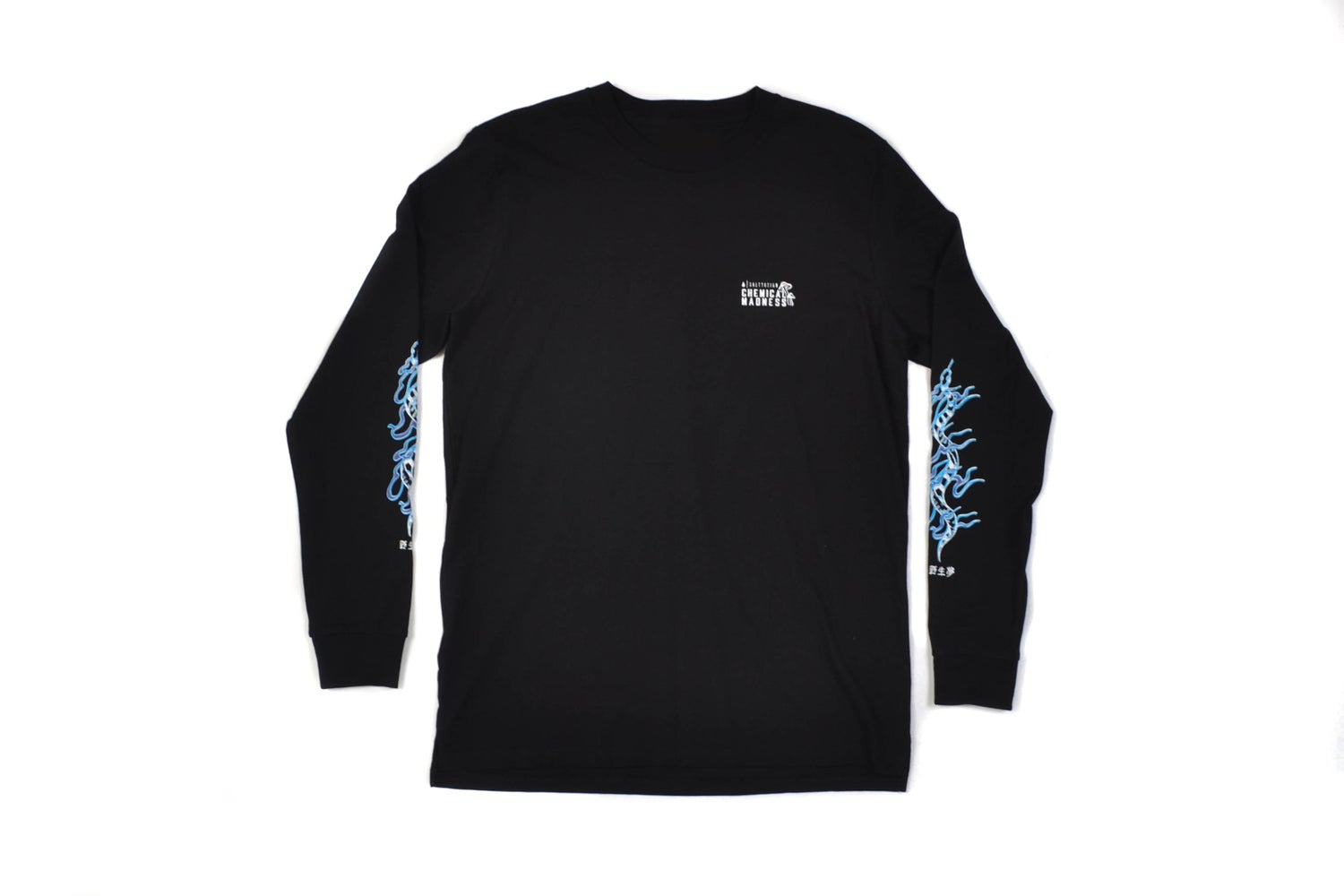 Image of Creative Minds L/S ~ black