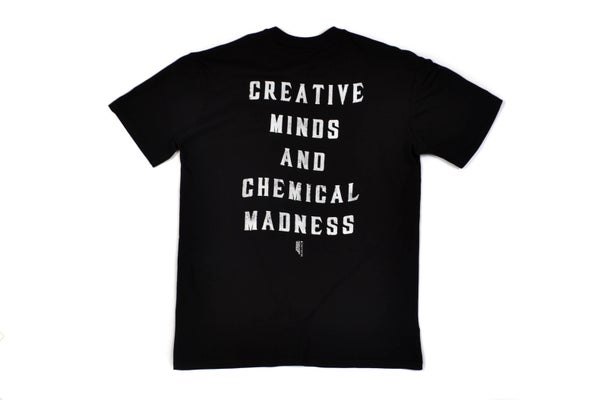 Image of Creative Minds Tee ~ black