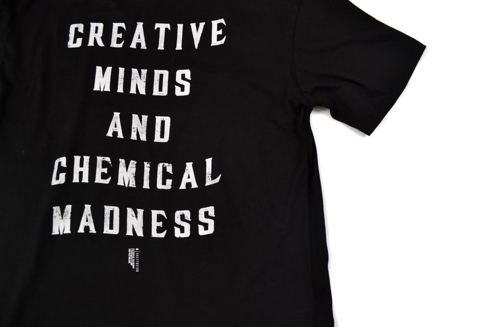 Image of Creative Minds Tee ~ black