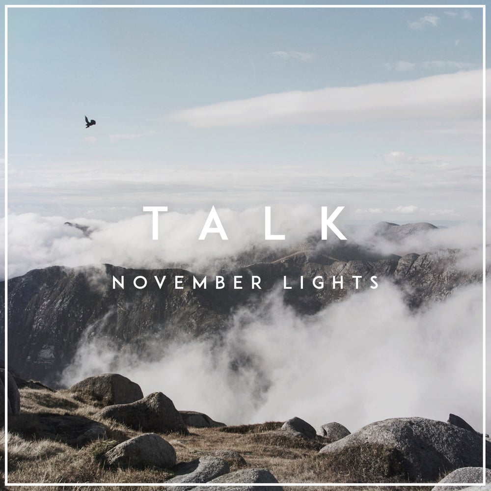 Image of TALK - E.P.