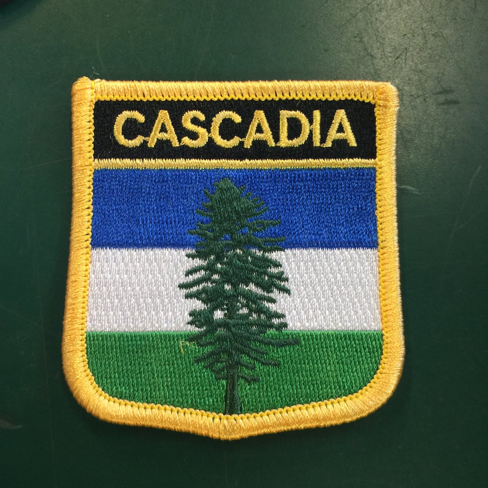 Image of Cascadia patch