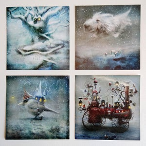 """Winter Cards"" - Alexander Jansson Shop"