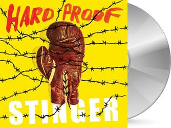 Image of Hard Proof - Stinger CD