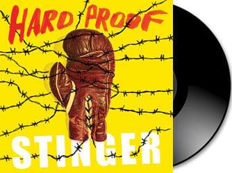 Hard Proof - Stinger LP + Download Card