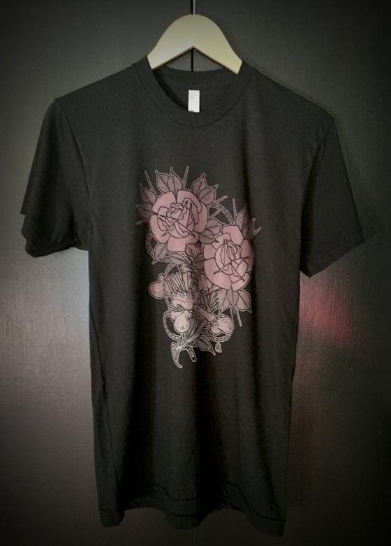 Image of Lamar's T-shirt