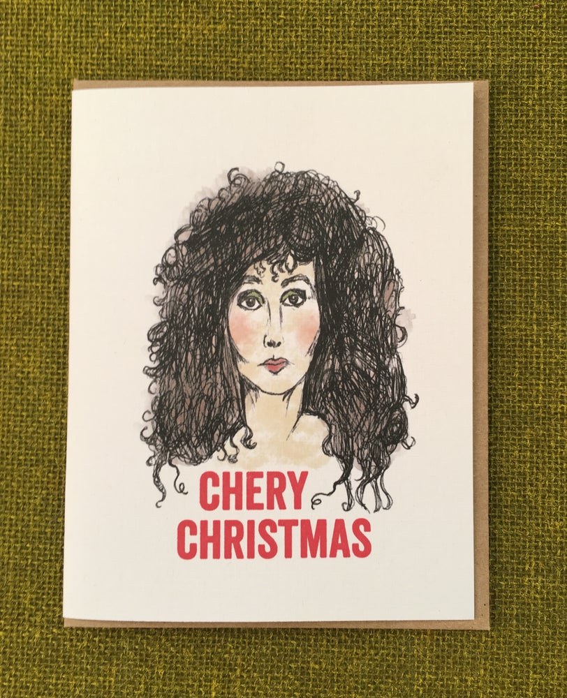 Image of Chery Christmas-Card