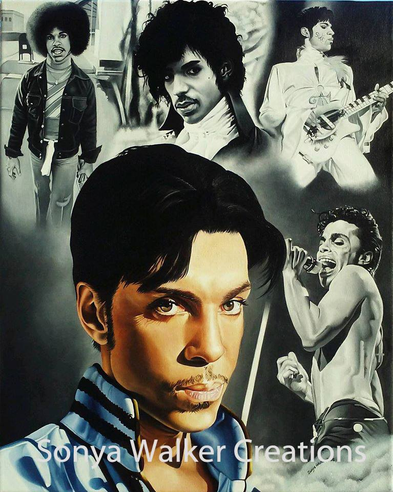 Image of The legacy of Prince (Original)