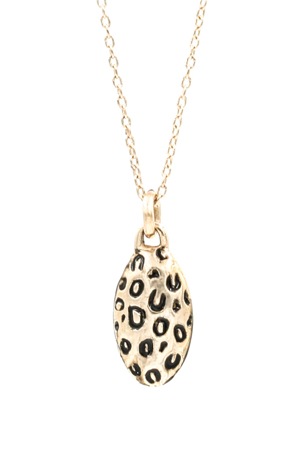 LEOPARD MOOD NECKLACE