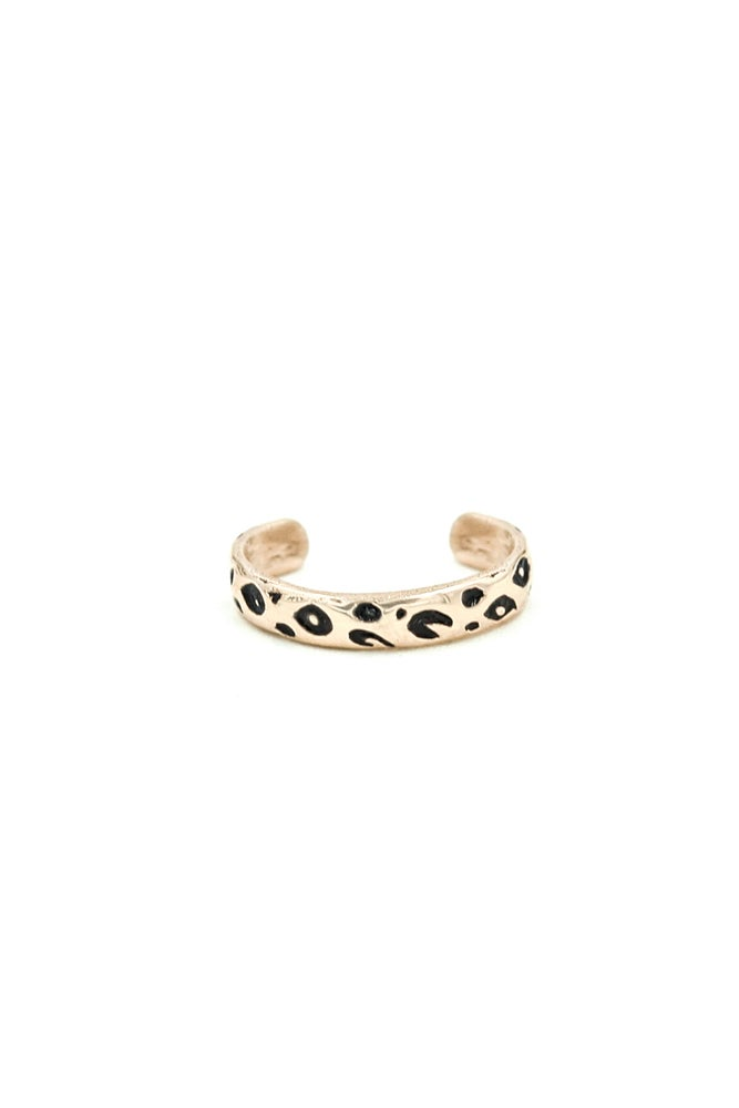 Image of LEOPARD EAR CUFF