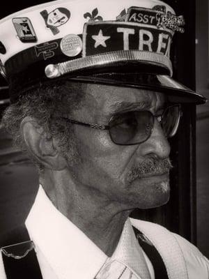 "Image of ""Uncle"" Lionel Batiste Original Photographs • Limited Edition 1/1"