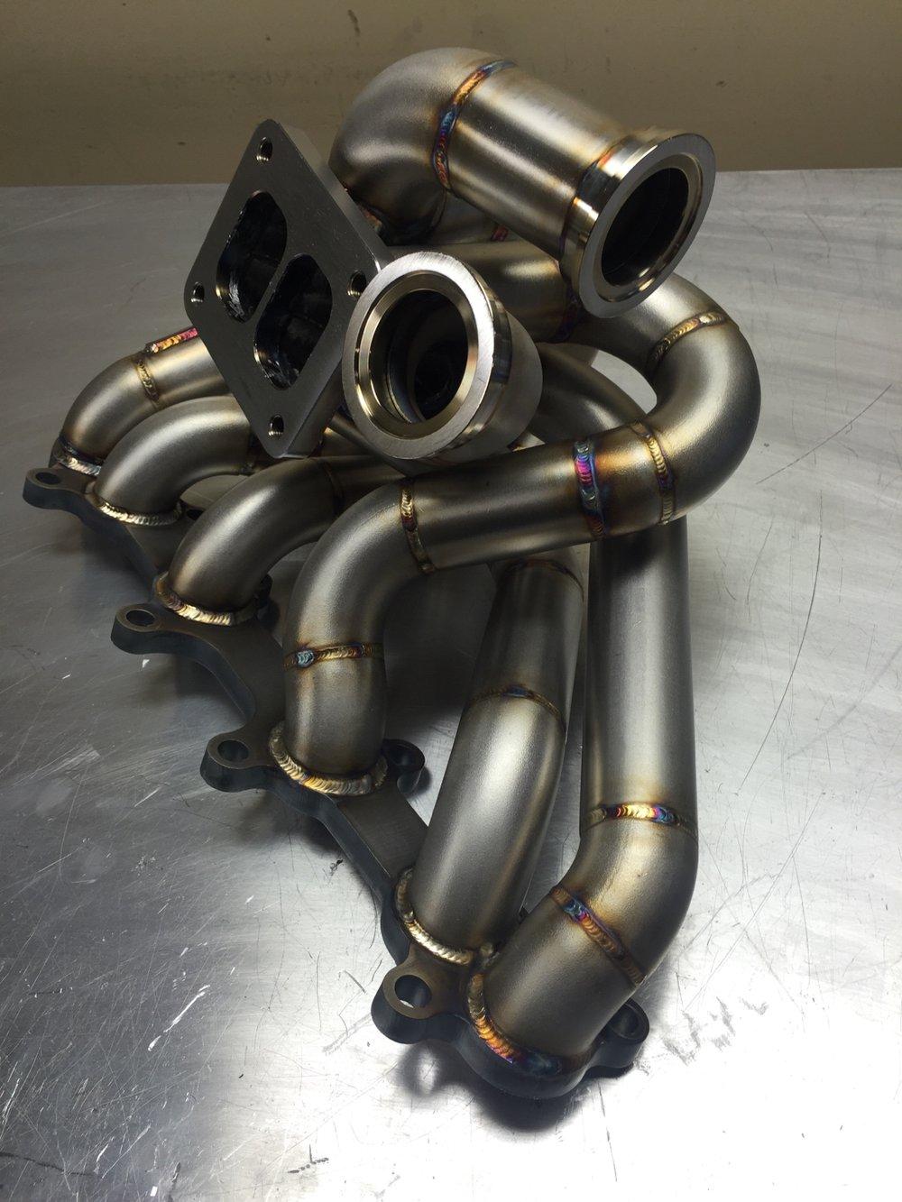Twin Scroll 1JZGTE VVTI Turbo Manifold
