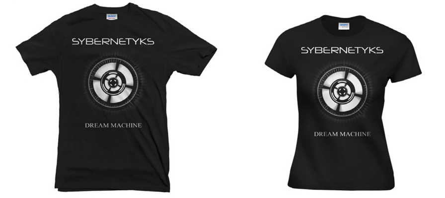 Image of T-Shirt Dream Machine