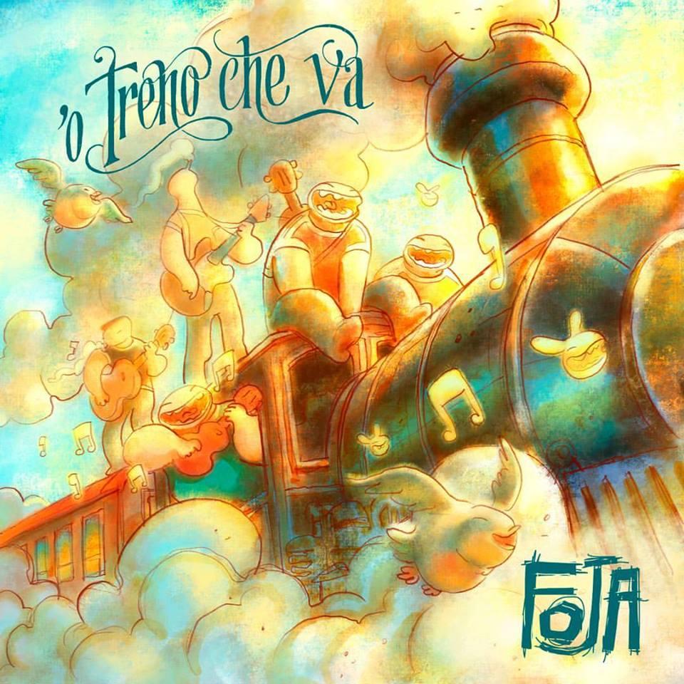 Image of 'O treno che va