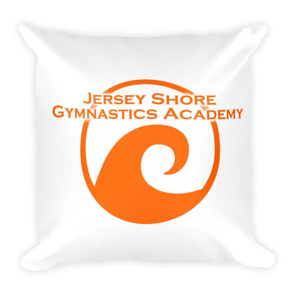 Image of Jersey Shore Gymnastics Pillow