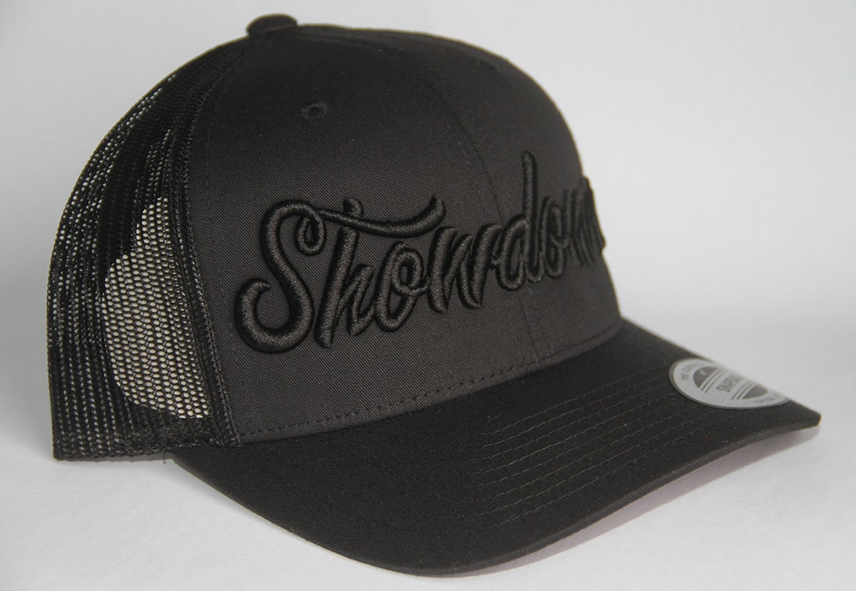 Image of Curved Trucker