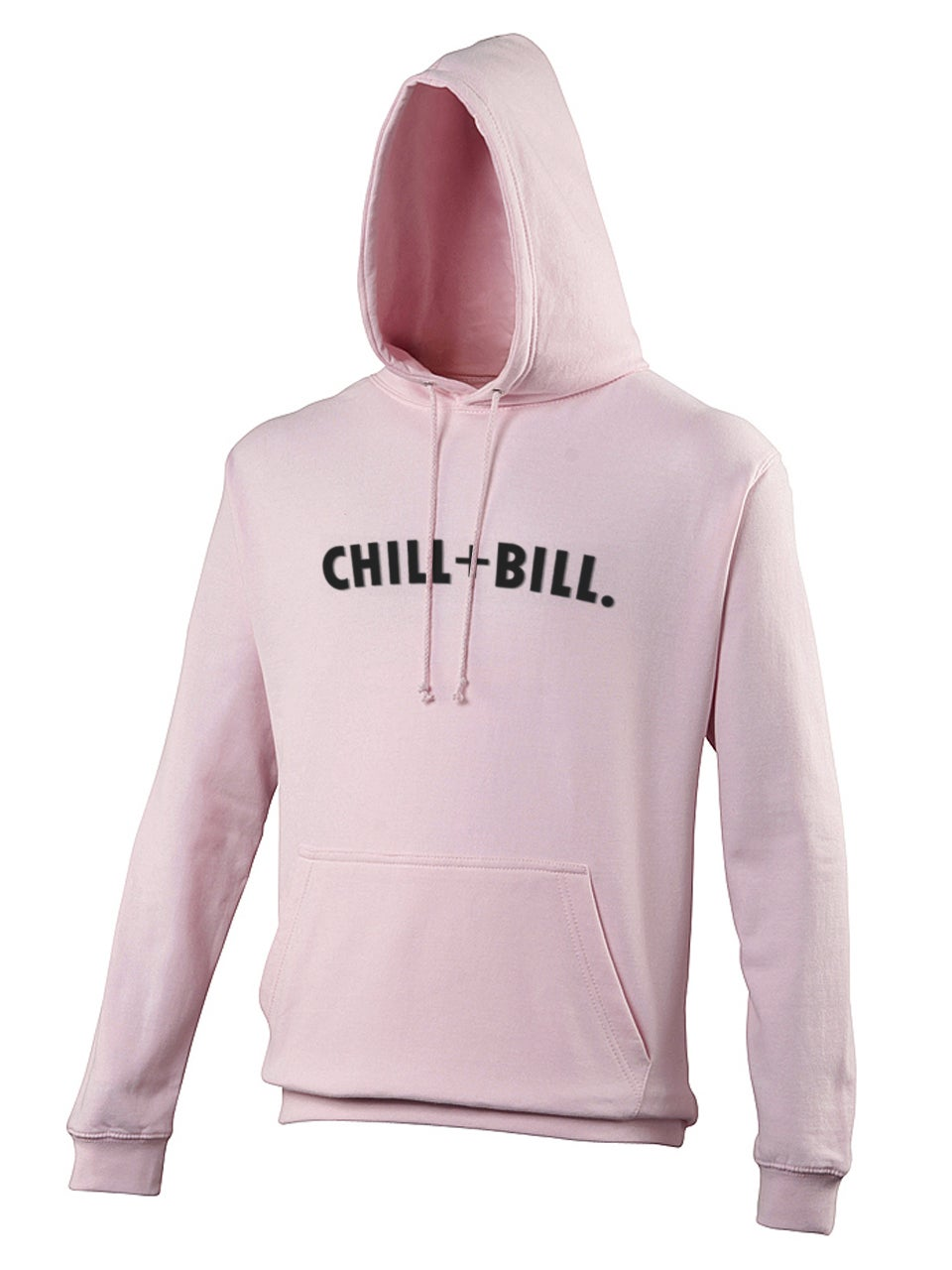 Image of Chill+Bill Hoodie in Soft Pink