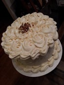 Image of Layer cakes,Cheesecakes,Scones,Pecan & Sweet Potato Pie & PEACH COBBLER.