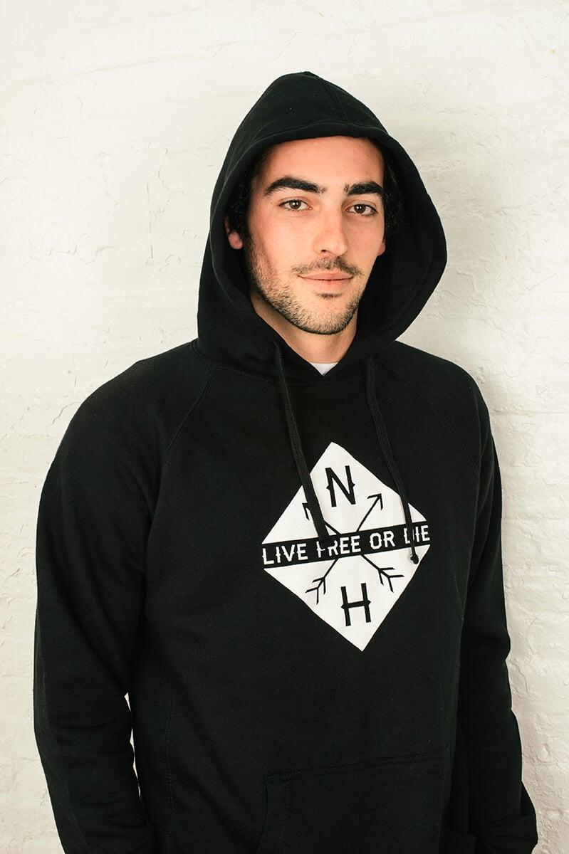 Image of Black Diamond Hoodie