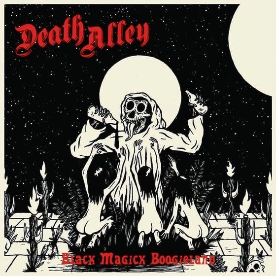 Image of Black Magick Boogieland CD