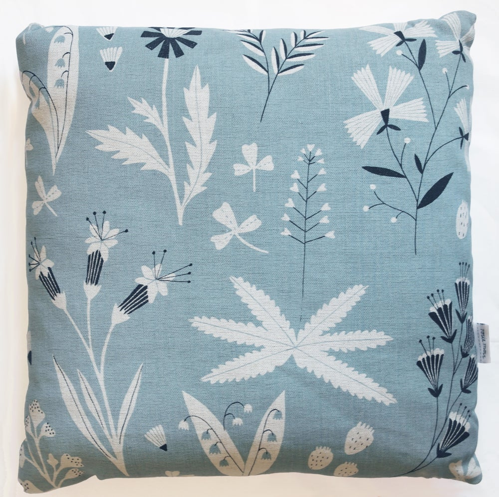 Image of 'Wildflowers' Cushion
