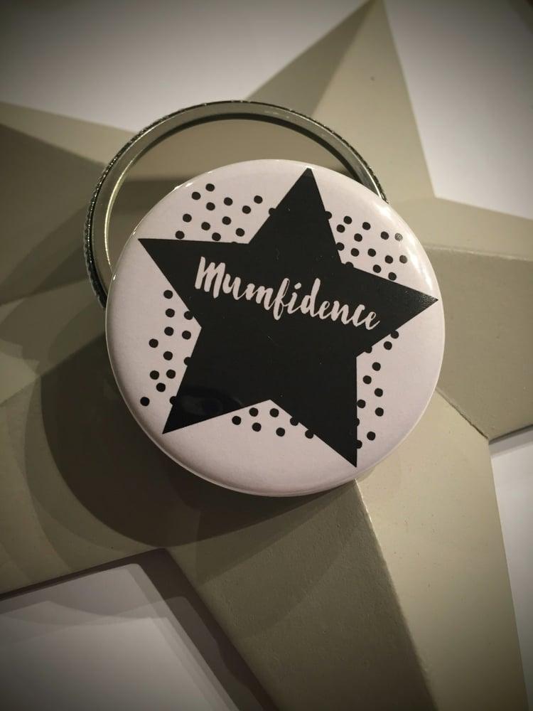 Image of Mumfidence pocket mirror