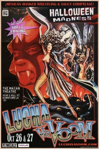 """Image of """"Halloween Madness"""" poster"""