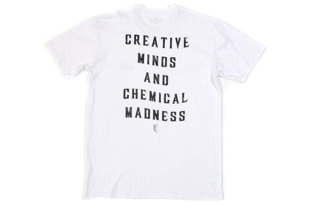 Image of Creative Minds Tee ~ white
