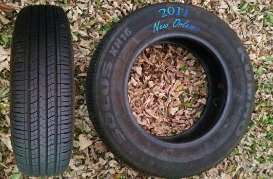 Image of M2 New Orleans Tire