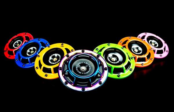 Image of Super-loud horns